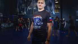 Арсен Темирханов - тренер по боевому самбо