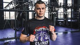Алексей Лыков - Тренер по тайскому боксу