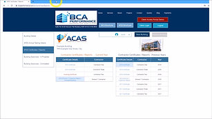 04 - AFSS Contractor Certificates & Reports