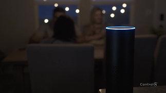 Control4 & Amazon Alexa - Voice Control For Your Entire Smart Home