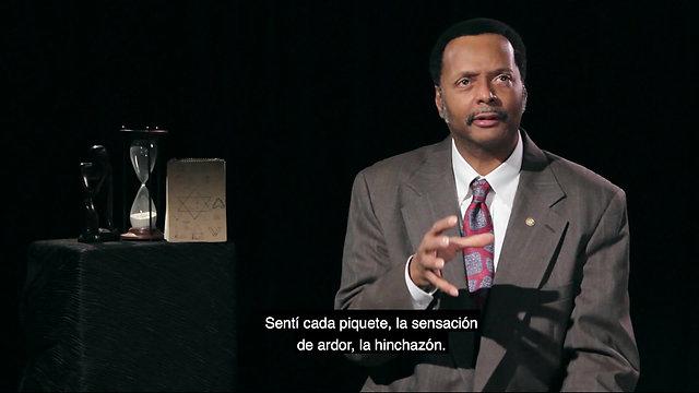la luz después de la muerte - Consciousness Continues short film with a spanish intro