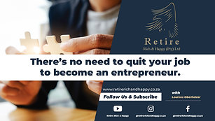 There's no need to quit your job to become an entrepreneur...