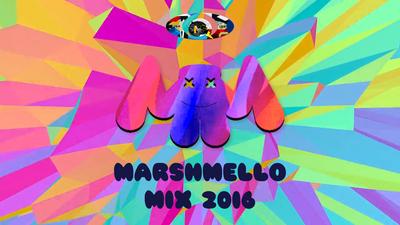 Marshmello Mix 2016