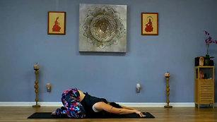 Mid-day Yoga Stretch