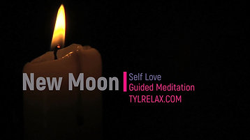 New Moon Self Love Guided Meditation