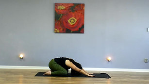 Yoga Stretch Combined Sequence