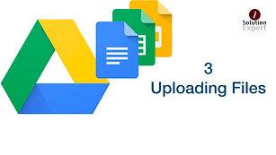 3. Uploading Files