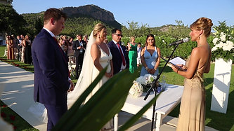 Wedding Ceremonies in Mallorca- English Version