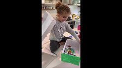 Olivia caja de los tesoros