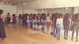 Spring 2018 - FREE Model Training Posture