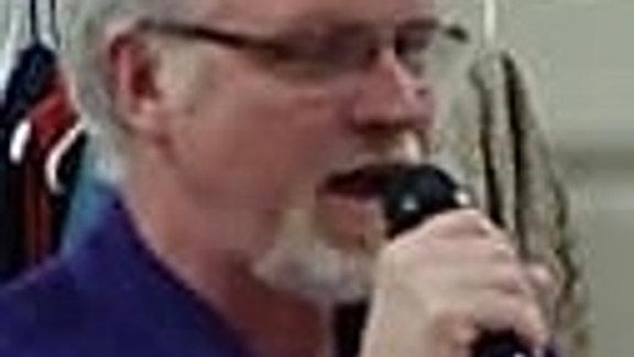 Pastor Don's Testimony & Song