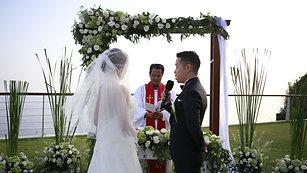Kazuya & Hitomi Wedding 2018/8/27