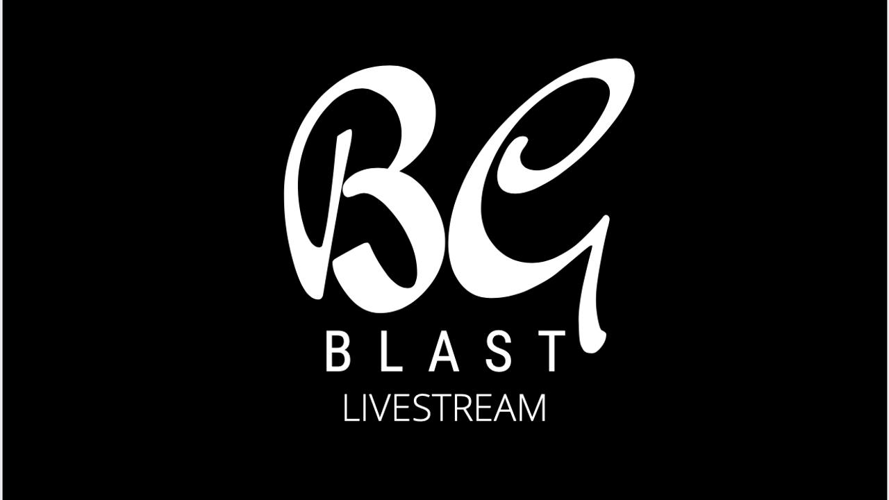 BGBLAST - LIVESTREAM