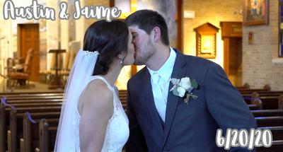 Austin + Jaime - Highlight