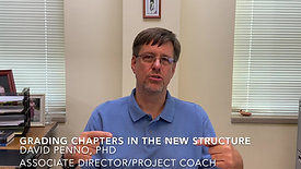 Grading Chapters in the New Structure - English