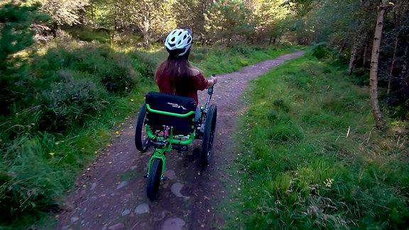 Trailblazer - wheelchair adventure race