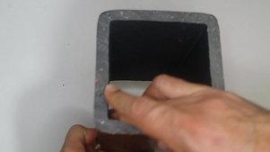 PERFIL INBRASIL 120X120 mm COR IPÊ