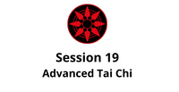 Advanced Tai Chi Session 19