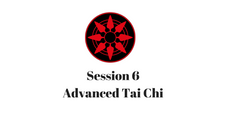 Advanced Tai Chi Session 6