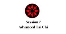 Advanced Tai Chi Session 7