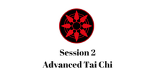 Advanced Tai Chi Session 2