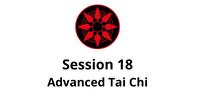 Advanced Tai Chi Session 18