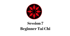 Beginner Tai Chi Session 7