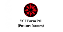Yang Chen Fu Section 1 (Named Postures)