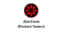 Jian Form (With Posture names)