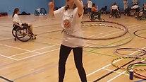 Hoola Hoop Inclusive Sport