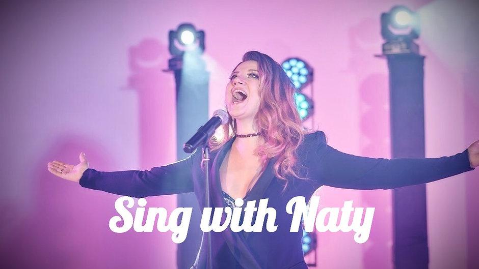 Пой с Нати