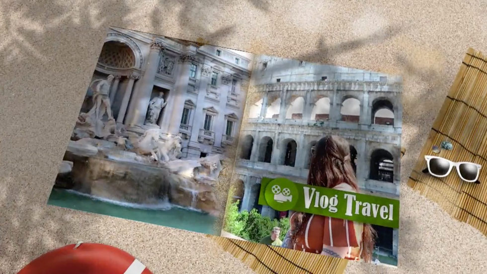 RTL Vakantie Magazine - Rome - Afl. 1