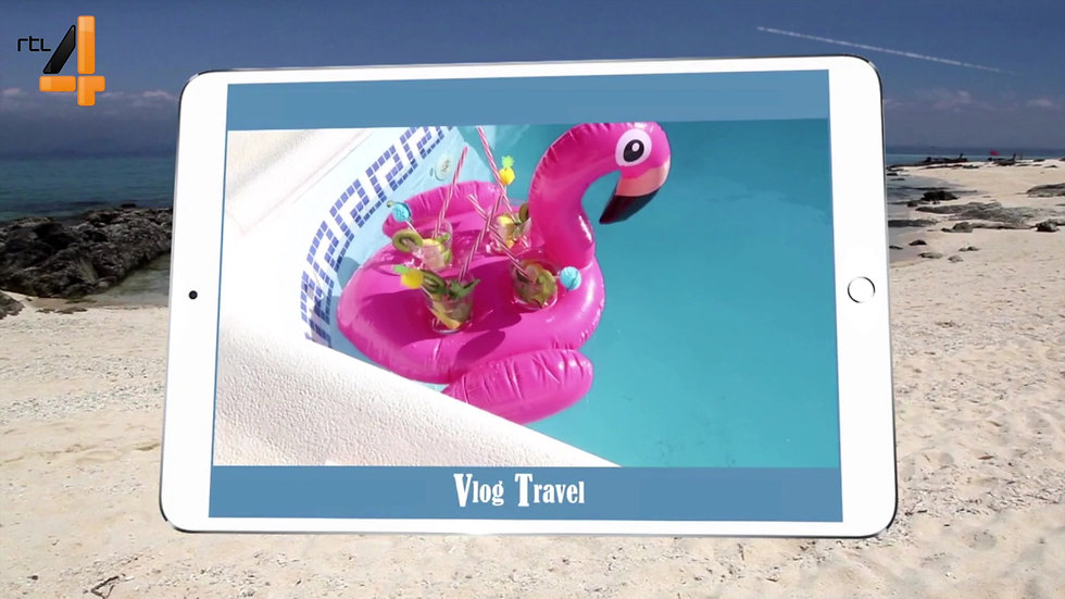 RTL Vakantie Magazine - Fuerteventura - Afl. 2