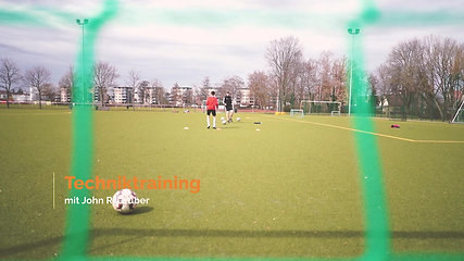 Spielfeldteam.de - Techniktraining