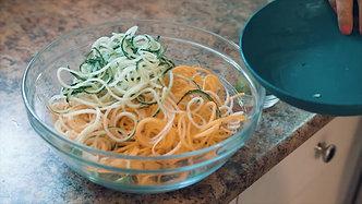 Recipe - Raw Summer Salad