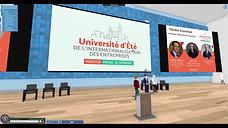 UEIE 2020 Plénière d'ouverture