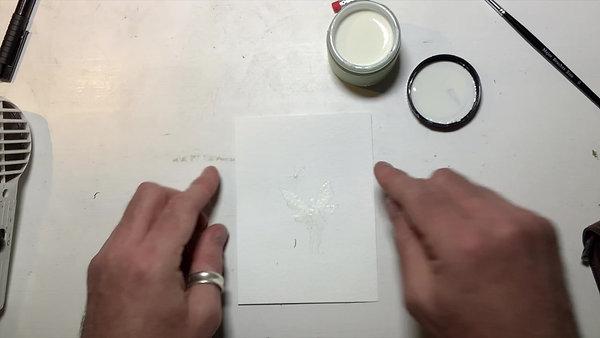 masking fluid fairy