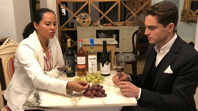 Vinhos tintos, uvas tintas? Vinhos brancos, uvas brancas?