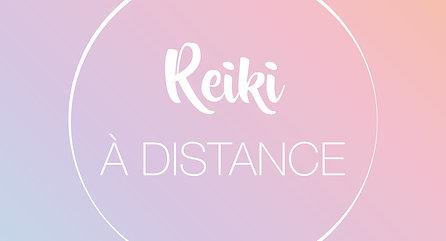 Séance(s) de reiki à distance