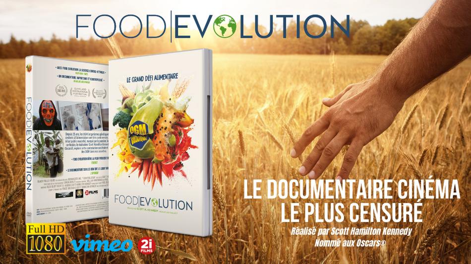 FOOD EVOLUTION Bande-annonce en VF