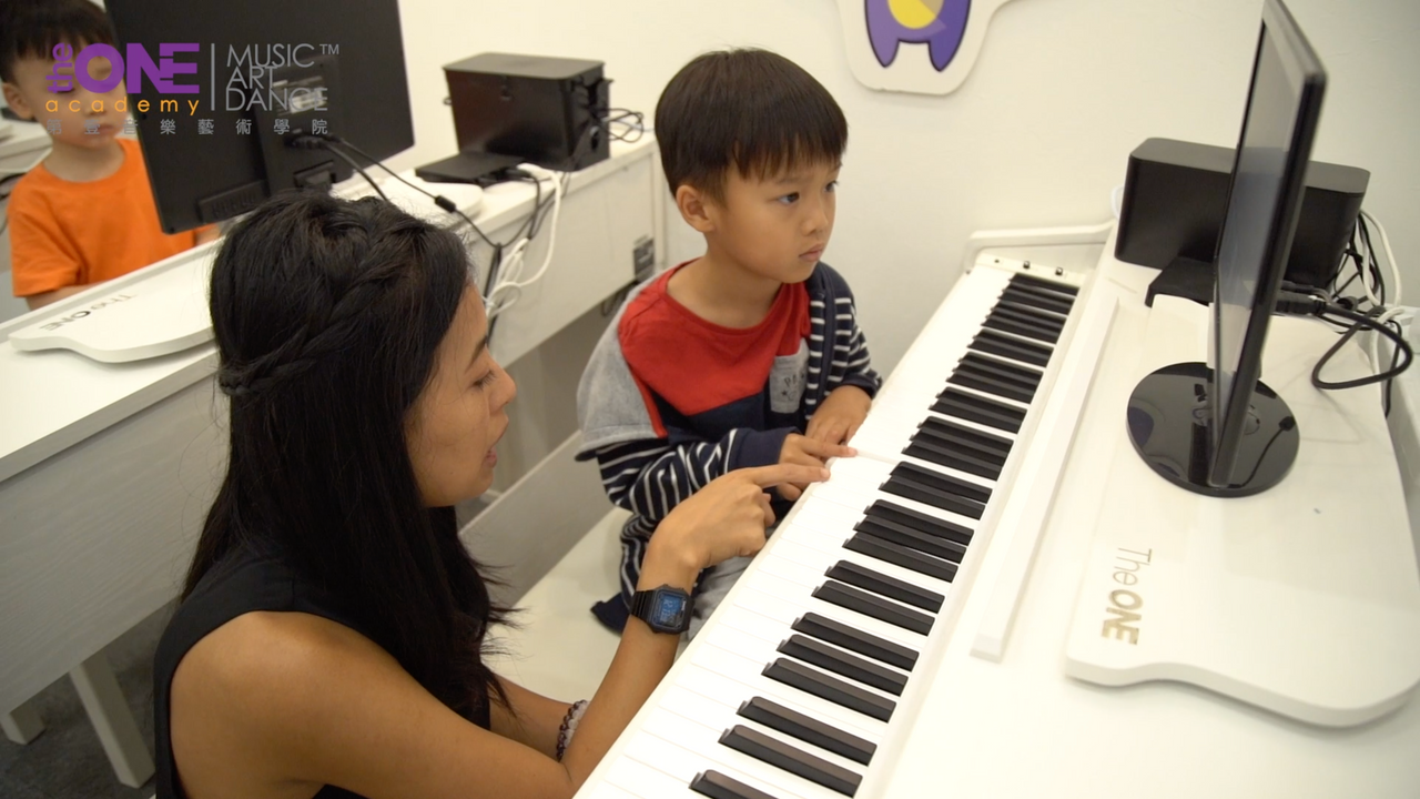 Smat Piano Classroom