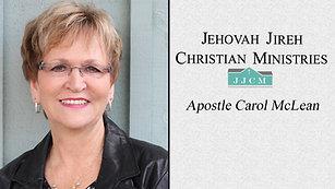 July 7 Wednesday 7pm | Giant Slaying Faith | Pastor Carol McLean