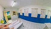 Laboratório de praticas de Enfermagem