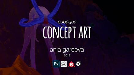 concept art 2019 - subaqua