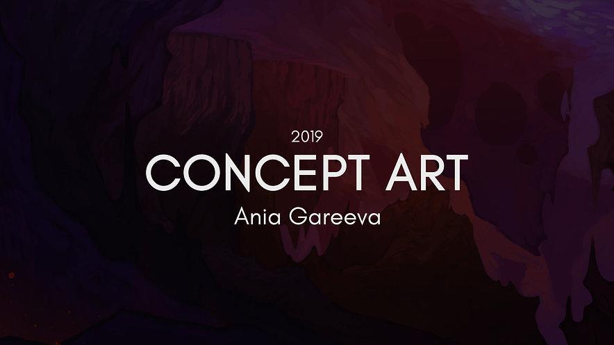 concept art 2019