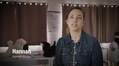 Hannah (student) Testimonial