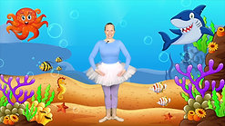 Under the sea ballet class