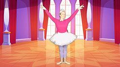 Prince & Princess ballet class