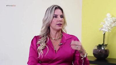 Kátia de Boer, CEO da Safe Care, no Inova 360º da Record News