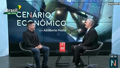 Cenário Econômico entrevista Oséias Gomes, CEO da Odonto Excellence